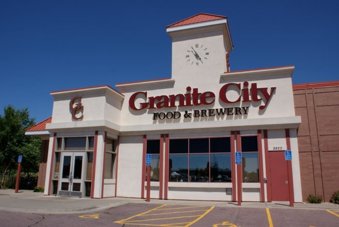 Granite City Food And Brewery Has The Best Patio Dining In
