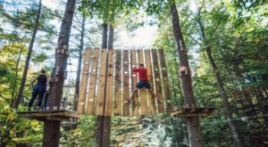 Idaho's Newest Aerial Adventure Park Is Seriously Epic And You Have To Visit