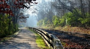 The One Incredible Trail That Spans The Entire City Of Cleveland