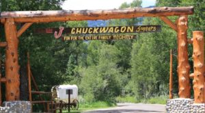This One Of A Kind Restaurant In Wyoming Is Fun For The Whole Family