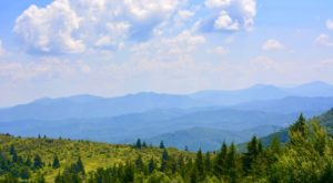 The One State Park In Virginia With Never-Ending Mountain Views