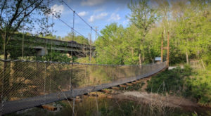 The Beautiful Bridge Hike In North Carolina That Will Completely Mesmerize You