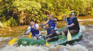 This White Water Adventure In Pennsylvania Is An Outdoor Lover's Dream