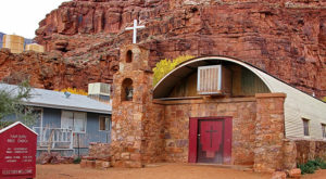 The Most Remote Chapel In America Is Right Here In Arizona And You're Going To Want To Visit
