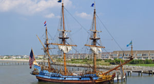 The Unforgettable Pirate Tour in Delaware That Will Make You Feel Like a Kid Again