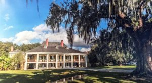 A Visit To The Oldest Plantation In Louisiana Will Leave You Speechless