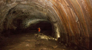 Few People Know About This Hidden Lava Tube Cave You Can Explore In Arizona