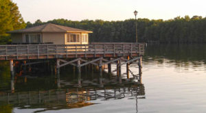 You'll Love Waking Up On The Water At These One Of A Kind Cabins In South Carolina