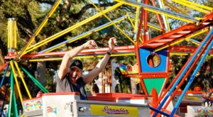 The Whole Family Will Enjoy An Adventure To This Beloved Amusement Park In New Orleans