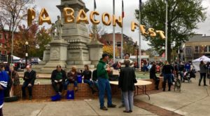 There's A Bacon Festival Happening In Pennsylvania And It's As Amazing At It Sounds