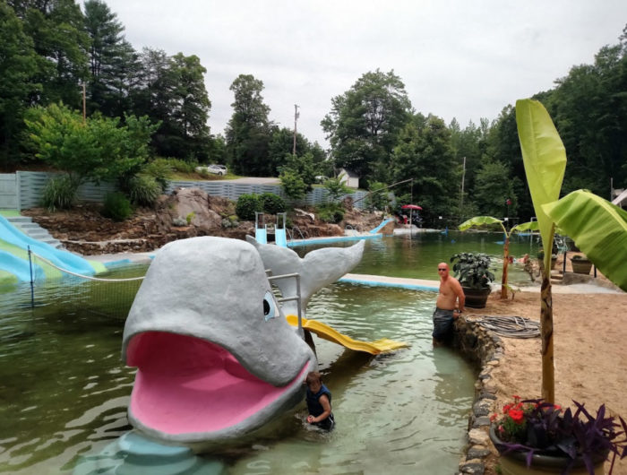 Sun Crest Water Park In North Carolina Is A Playground In