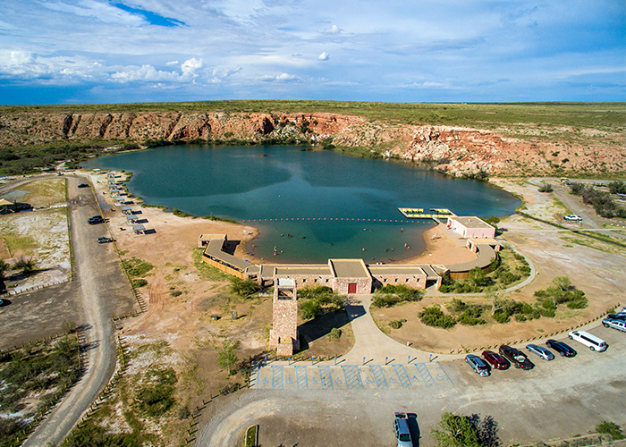 Lea Lake Is New Mexico S Best All Natural Swimming Hole