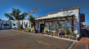 Dine Inside An Old Stagecoach Stop At This Unforgettable Restaurant In New Mexico