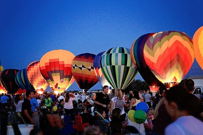 Best Hot Air Balloon Festival In Ohio: The All Ohio ...