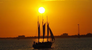 This Sunset Wine Cruise In South Carolina Is The Perfect Summer Adventure