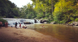 The Hike To This Secluded Waterfall Beach In South Carolina Is Positively Amazing