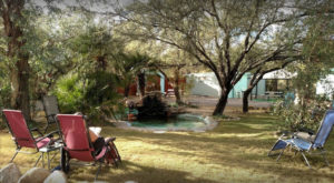 A Visit To This Rustic Hot Springs Resort In Arizona Will Take You Back To The Past