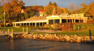 This Secluded Waterfront Restaurant In Wisconsin Is One Of The Most Magical Places You'll Ever Eat