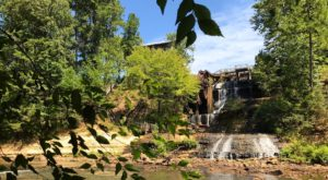 This Waterfall Staircase Hike May Be The Most Unique In All Of Mississippi