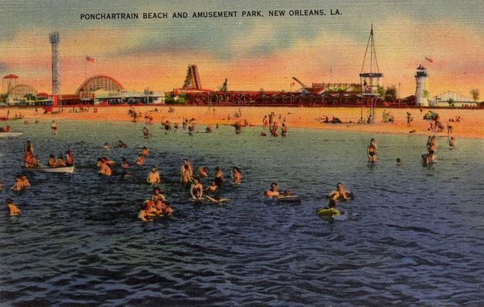 8 Nostalgic Photos Of New Orleans Pontchartrain Beach
