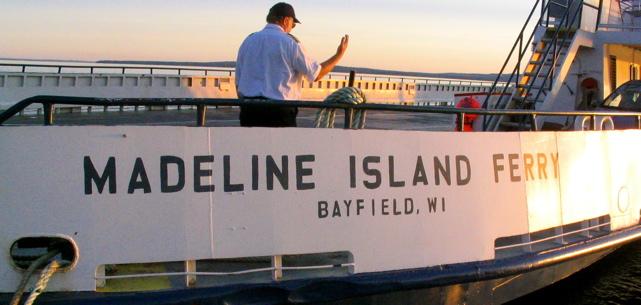 Madeline Island City Dock