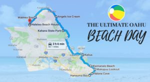 This Road Trip Will Give You The Best Hawaii Beach Day You've Ever Had