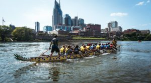 You'll Love This One-Of-A-Kind River Festival In Downtown Nashville