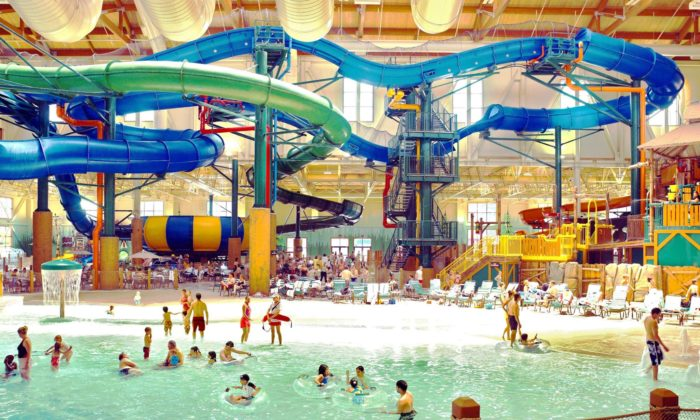 Great Wolf Lodge In Gurnee Is The Best Indoor Waterpark