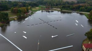 There's A Lake In Illinois Where You Can Waterski Or Wakeboard Without A Boat