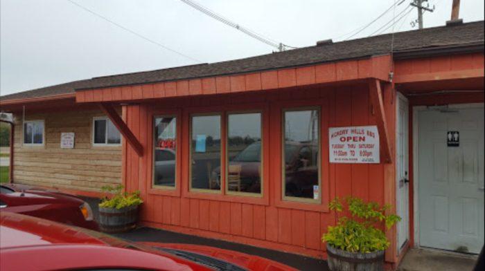 Restaurant Hickory Hill Bbq