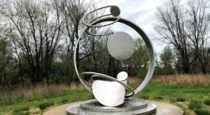 These 7 Enchanting Sculpture Walks In Illinois Are Sure To Delight You