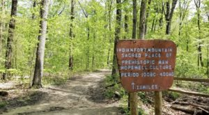 This Hike Takes You To A Place Kentucky's First Residents Left Behind