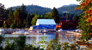 7 Tiny Towns In Montana That Come Alive In The Summertime