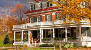 This Hotel In Vermont That Was Once A Stop On The Underground Railroad