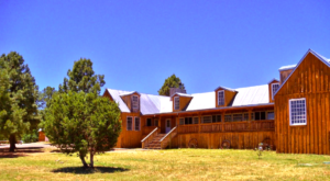 There's A Little-Known Retreat On A New Mexico Mountain And It Will Enchant You