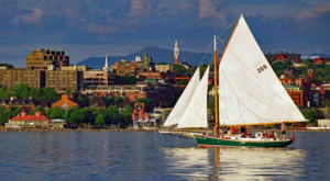 This Sailboat Cruise Will Show You Vermont Like You've Never Seen Before