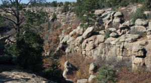 The Hidden Colorado Park That Is Loaded With Dramatic Canyons