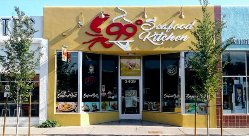 Best Seafood Restaurant In Detroit Michigan