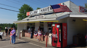 These 7 Scrumptious And Seasonal New Hampshire Seafood Shacks Are Now Open