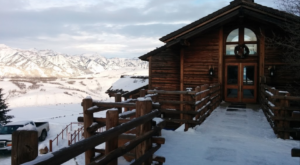 We've Found The Most Stunning Restaurant In Wyoming And You'll Want To Visit
