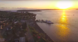 This Breathtaking Aerial Footage Of Washington Will Make Your Day