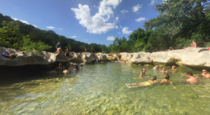 The Hike To This Gorgeous Austin Swimming Hole Is Everything You Could Imagine