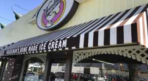The Charming Ice Cream Shop In Southern California That Will Make You Long For The Good Ole Days
