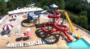 This Waterpark Campground In Virginia Belongs At The Top Of Your Summer Bucket List