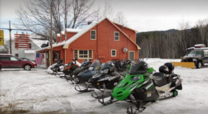 The Remote Cabin Restaurant in New Hampshire That Serves Up the Most Delicious Food
