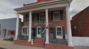 There's So Much To Discover At This Incredible 3-Story Antique Shop In Delaware