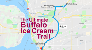 This Mouthwatering Ice Cream Trail In Buffalo Is All You've Ever Dreamed Of And More