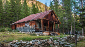 Most People Have Long Forgotten About This Vacant Ghost Town In Rural Montana