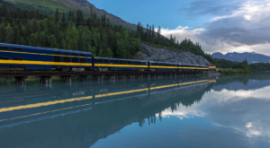 These 5 Train Trips Are The Perfect Way To Explore Alaska