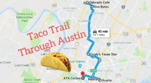 Everyone In Texas Should Experience Austin's Taco Trail At Least Once